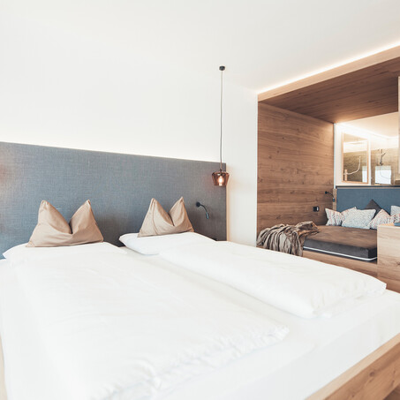 Zimmer Augenweide im Hotel Nesslerhof