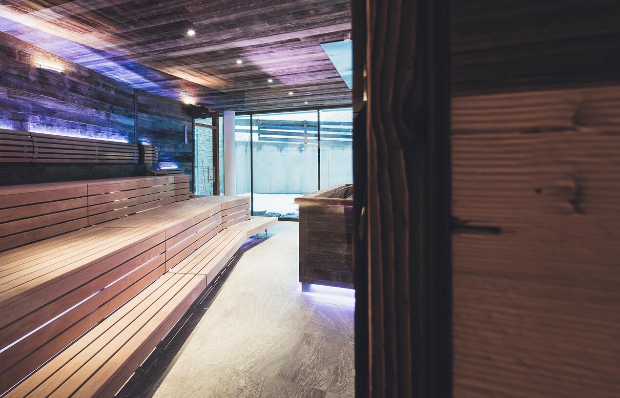 Saunalandschaft im Hotel Nesslerhof, Großarl
