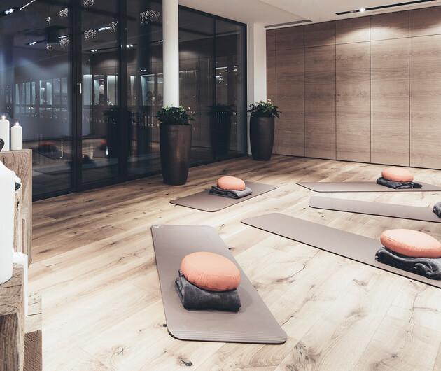 Fitness-Kurzraum im Hotel Nesslerhof