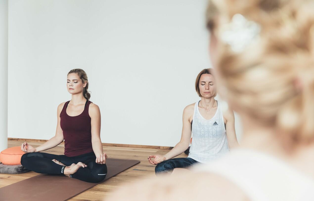 Yoga im Urlaub in Großarl
