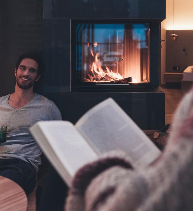 Romantischer Erholungsurlaub für 2 im Winter in Großarl