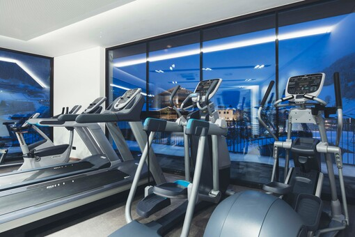 Fitnessraum in Großarl, Hotel Nesslerhof