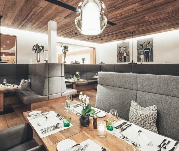 Hotelrestaurant im Nesslerhof, Großarl