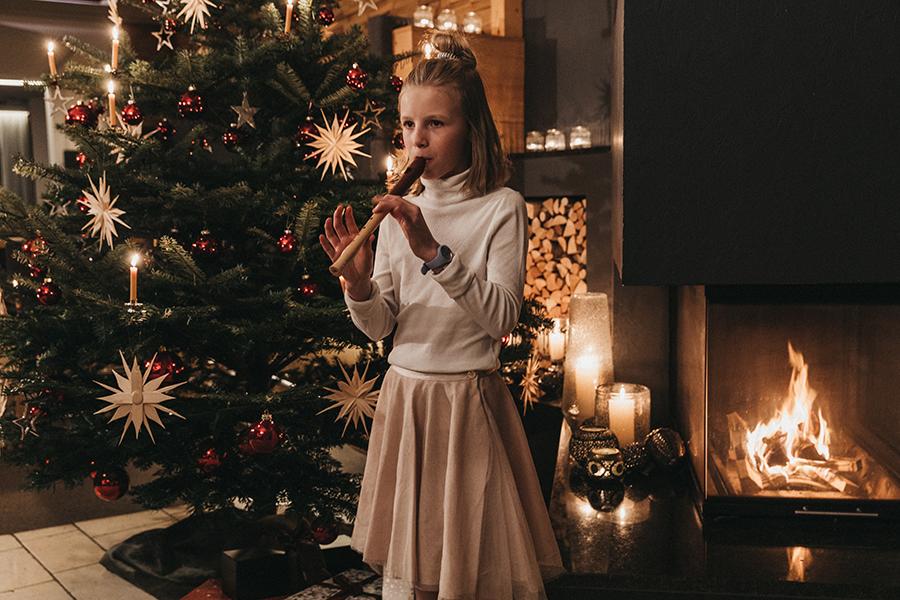 Nesslerhof   Weihnachtsgrüße von Familie Neudegger