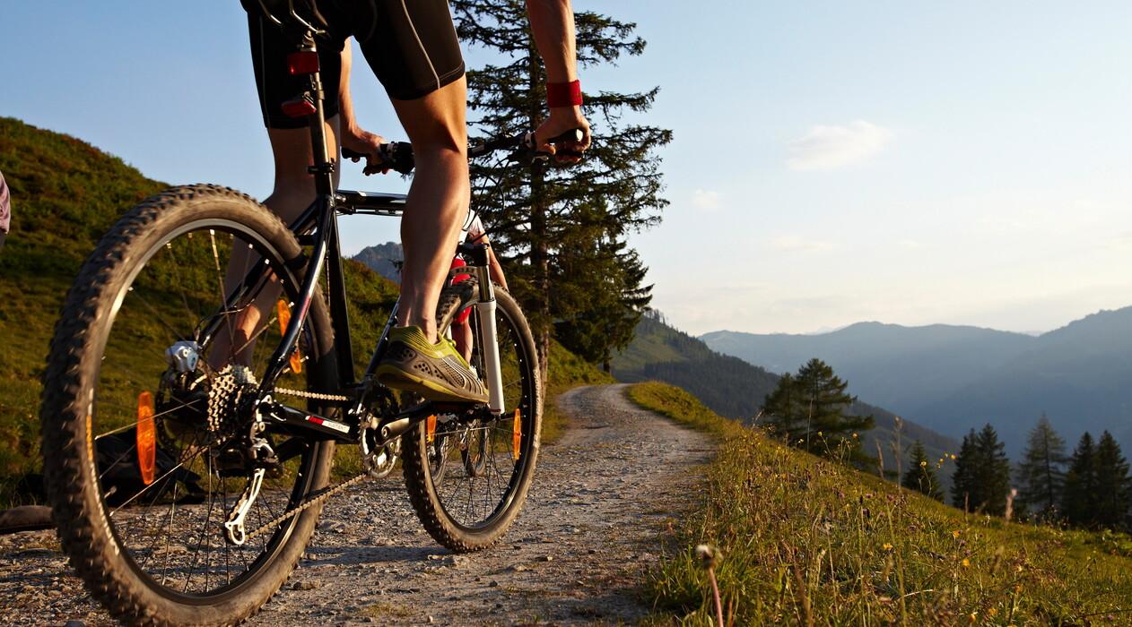 Mountainbiken in Großarl - Bikeurlaub in Salzburg