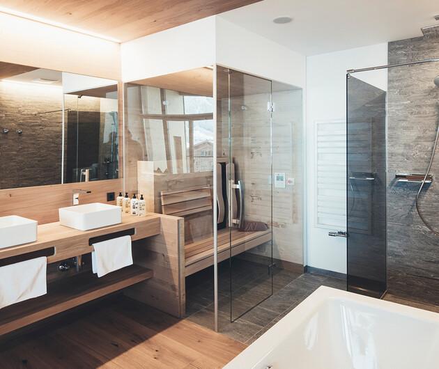 Suite Weitblick im Hotel Nesslerhof