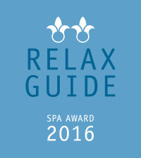 Relax Guide 2016 Award